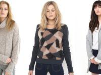 NAJMODNIEJSZE SWETRY NA JESIEŃ / Swetry to nieodzowny element garderoby kojarzący się z sezonem jesienno-zimowym. Projektanci nie zapomnieli o nich prezentując swoje kolekcje. Na wybiegach pojawiały się w przeróżnych wariantach, zarówno jeśli chodzi o kroje, jak i kolory. Oryginalny sweter może sprawić, że Twoja stylizacja nabierze zupełnie nowe charakteru! Sprawdźcie na www.domodi.pl