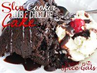 ... | Chocolate Pudding Cake, Double Chocolate Cake and Dump Cakes