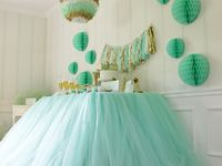 Stylish Dessert & Candy Tables