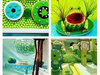 1000 Images About Frog Turtle Theme On Pinterest Party
