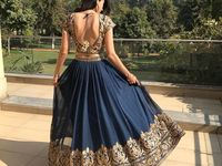 Lenghas/Indian clothes