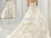 Various Styles of Corset Wedding Dresses