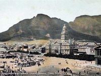 Old pictures Cape Town