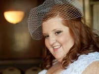 Collection of Pretty Pear Bride Real Weddings celebrating Plus Size Brides