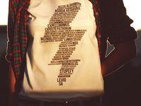 Geekish clothes, accessories...