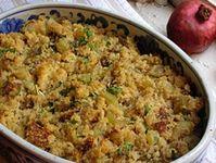 ... | Sweet potato casserole, Thanksgiving stuffing and Cornbread