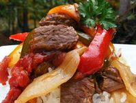 Pepper Steak & Stir Fry on Pinterest | Pepper Steak, Stir Fry and Beef