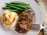 Beef - Entrees on Pinterest | Meat Loaf, Brown Sugar Meatloaf and ...