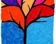 ArtEd- Tree Projects