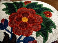 beadwork of the mothers