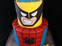 Comic Super Hero party