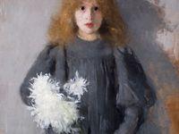 Olga Boznańska / Olga Boznańska (1865-1940) was a Polish artist.