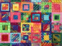 needlepoint and canvaswork