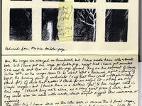 art journal/travel book/sketchbook