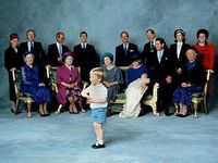 Kings, Queens, Princes and Princesses from around the world