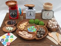 Loose Parts ignites creativity, problem solving, engaging families in learning...it's the parts that make us whole.