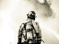 Proud Firefighter's wife