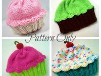 Knit - Hats: Preemies, Newborns, Babies