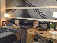 Christopher's teenage room