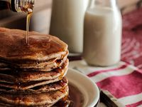 P IS FOR PANCAKES and PUMPKIN!