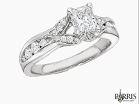 Diamond Engagement Ring / Diamonds are forever!