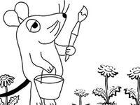 Die 10 Besten Ideen Zu Maus Elefant Malvorlagen Maus Elefant Maus Sendung Mit Der Maus