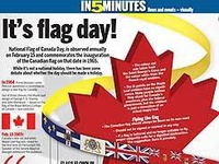 government of canada flag day