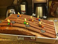 31 Best Images About Pinewood Derby Snacks On Pinterest