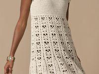 VESTIDO DE CROCHÊ (CROCHET DRESS)