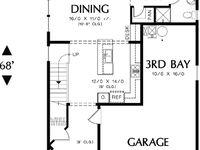 Narrow-Lot-floorplans