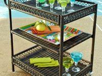 Bar & Beverage Carts