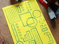 Art Lessons-Printmaking