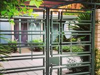 Modern Gate / Fence