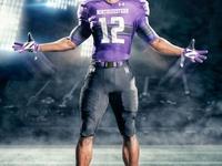 College Football Uniforms