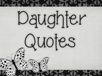 Daughters.....Dedicated to my beautiful girls