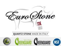 EuroStoneQuartzcountertops / EuroStone by Stone Italiana is a manufacturer of quality Italian quartz surfaces, quartz tiles, and U-Design quartz sinks for a range of applications such as kitchen countertops, bathroom vanities and counters.