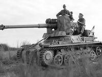 Panzer, artillería, vehículos