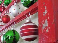 All kinds of crafts to make for the Christmas season.