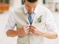 groomsmen suits, bridesmaid dresses, ring baring boys & little flower girls