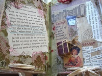 altered books and cards