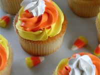 Yellow, Orange, and White Wedding Plus lots of Candy Corn