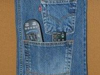 Jeans verstelwerk