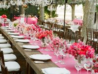 Table Settings and Center Pieces
