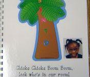 Preschool Class Book