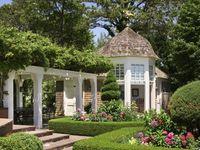 Pergolas, arbors, trellises and other garden constructs