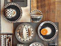 Pottery, crockery, dishware n such