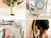 Oh How I Love to plan Weddings!!