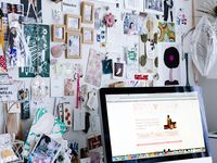 Inspirational and beautiful spaces to work