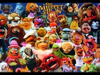 Muppets and Sesame Street