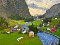Norway favoured place